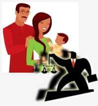 O exercício da advocacia no direito de família