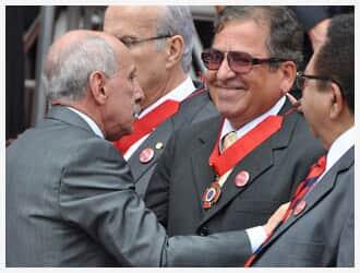 Magistrados mineiros recebem Medalha da Inconfidência
