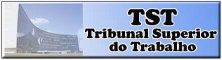 Mapa dos Tribunais Superiores - TST
