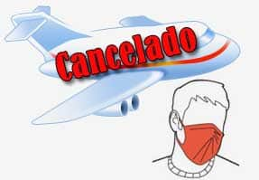 Gripe A (H1N1) – cancelamento de viagens