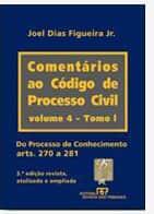 """Resultado do Sorteio de obra """"Comentários ao Código de Processo Civil"""""""