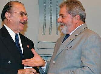 Alencar desiste de candidatura e  Sarney não assumirá a presidência