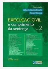 """Resultado do Sorteio de obra """"Execução Civil e cumprimento da sentença"""""""