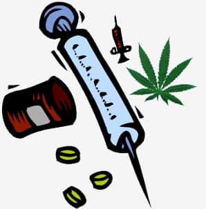 Porte de drogas para uso próprio: É Crime?