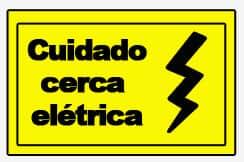 Segurança privada  –  Cerca elétrica