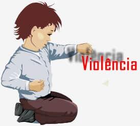 Violência doméstica contra as crianças