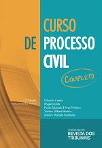 """Resultado do sorteio da obra """"Curso de Processo Civil Completo"""""""