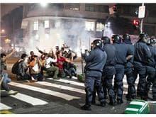 Estado de SP é condenado em R$ 8 mi por violência policial em manifestações de 2013