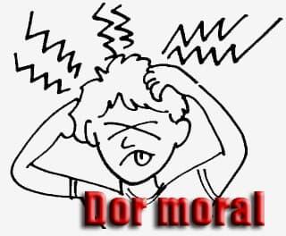 A dor moral