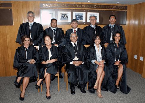 Procuradores de Justiça tomam posse no Conselho Superior do Ministério Público