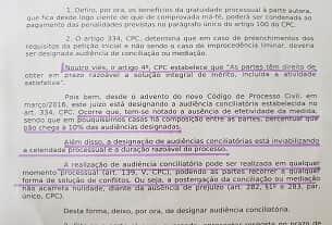 Audiência conciliatória de designação obrigatória no Processo Civil: esperança ou ingenuidade do legislador?