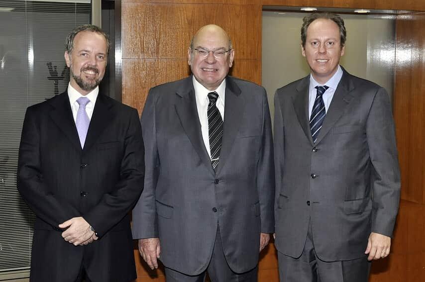 Diretores da AASP visitam APMP e MP/SP