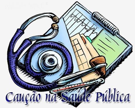 A caução na saúde pública