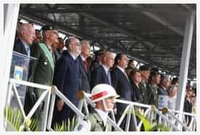 TJ/SP participa da posse de novos comandantes do Exército