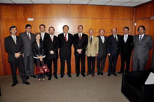 Ministros do STF participaram de evento na AASP