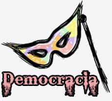 A democracia no baile de máscaras
