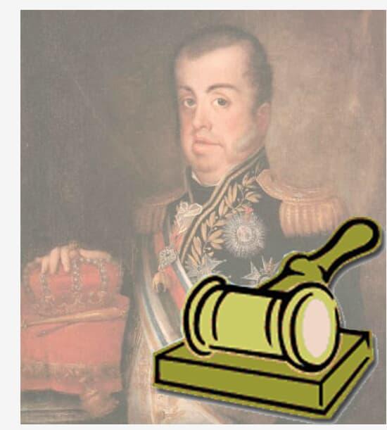 D. João VI e o judiciário