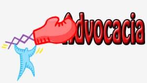 Advocacia agredida