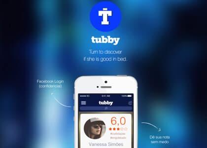 Resposta masculina ao Lulu, Tubby está proibido no país