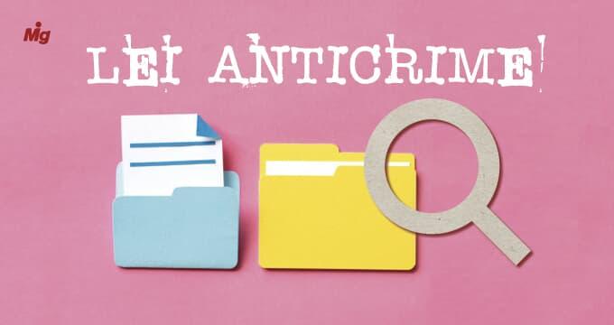 O acordo de não persecução penal com o advento da lei 13.964/19