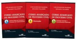 """Lançamento da 11ª edição da obra """"Curso Avançado de Processo Civil"""" (vls 1, 2, 3)"""