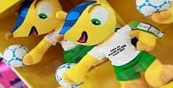 O licenciamento para comercialização de produtos da Copa do Mundo de 2014