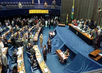 Semana de esforço concentrado do Senado tem minirreforma eleitoral e voto aberto