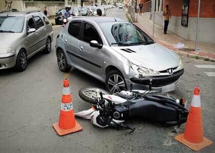 Fuga do local do acidente de trânsito
