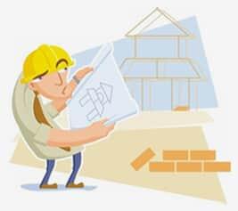 Responsabilidade do construtor por erros de projetos de terceiros