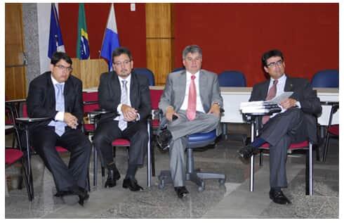 Administração Presente visita CRAAI Duque de Caxias/RJ