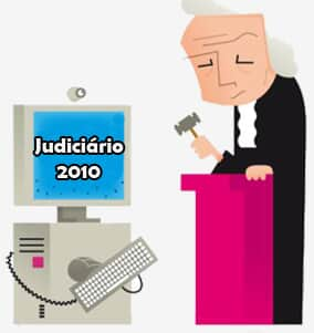 Os avanços e entraves do Processo Eletrônico no Judiciário brasileiro em 2010