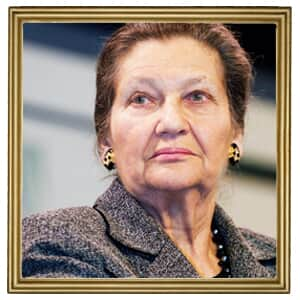 Simone Veil, jurista, a nova imortal da academia francesa