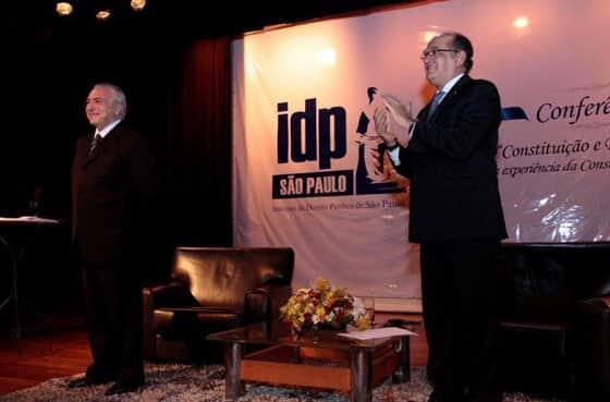 AASP e IDP firmam convênio de cooperação técnico-científica