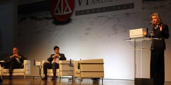 VI Encontro Anual AASP, em Santos, foi encerrado com a palestra da vice-presidente do STF, ministra Carmém Lúcia