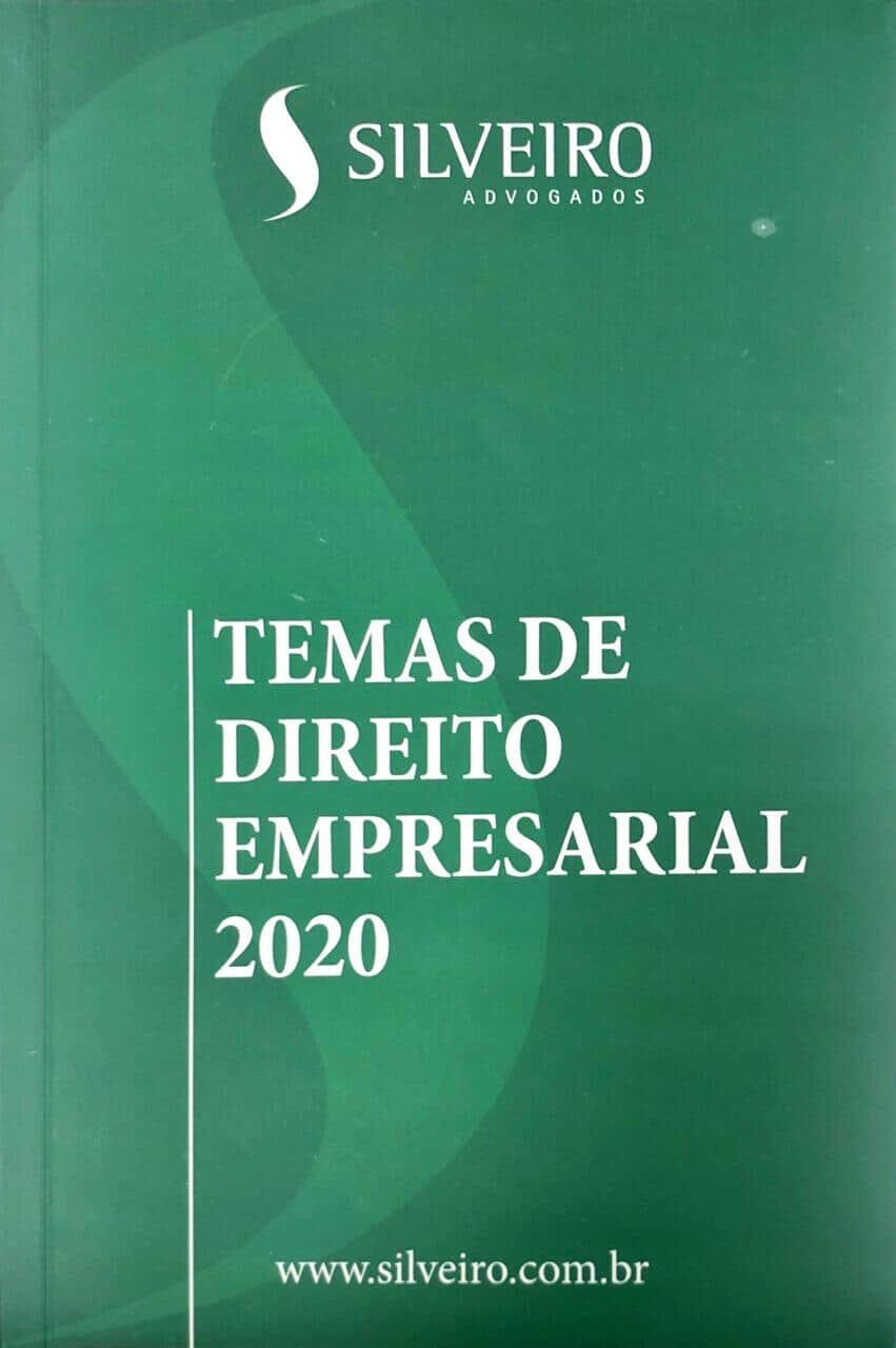 """Resultado do sorteio da obra """"Temas de Direito Empresarial 2020"""""""