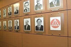 Evento de inauguração do retrato do advogado José Diogo Bastos Neto na Galeria de ex-Presidentes da AASP