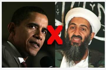 Obama versus Osama