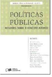 """Resultado de Sorteio de obra """"Políticas Públicas - Reflexões sobre o Conceito Jurídico"""""""