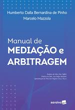"""Resultado do sorteio da obra """"Manual de Mediação e Arbitragem"""""""