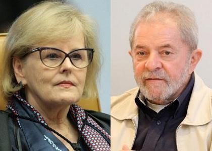 Rosa Weber extingue ação do MBL que pede inelegibilidade de Lula