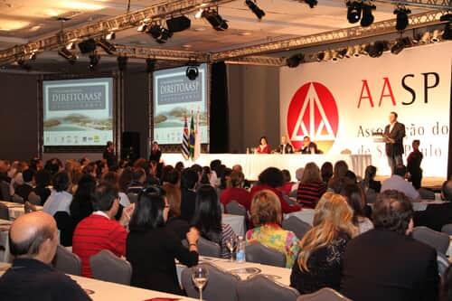 Temas como honorários advocatícios foram debatidos no II Encontro Regional de Direito AASP