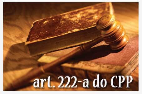 O STF e a expedição de cartas rogatórias – o novo art. 222-a do CPP