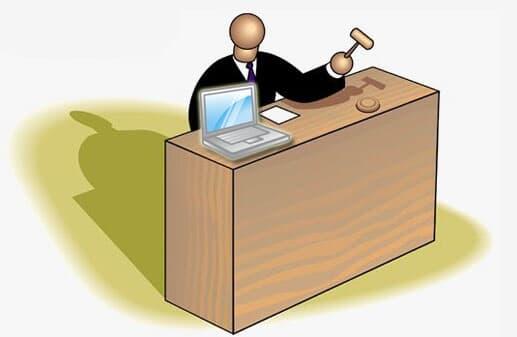 A máquina e o juiz