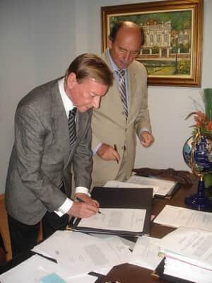 Desembargador Volnei Carlin assume presidência do TJ/SC