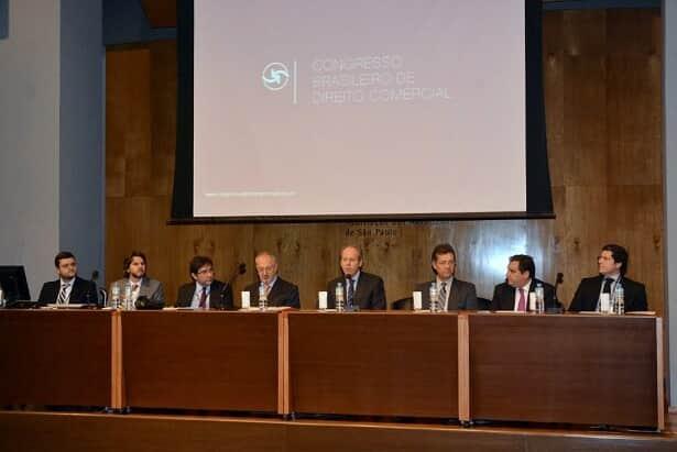 Pelo quarto ano consecutivo AASP foi sede do Congresso Brasileiro de Direito Comercial