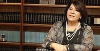 Eliana Calmon comenta sobre excesso de processos na Justiça