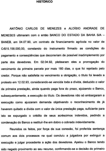 Decisão que pode custar R$ 76 milhões aos cofres da Bahia será analisada amanhã pelo TJ