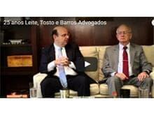 Jubileu de prata Leite, Tosto e Barros Advogados Associados