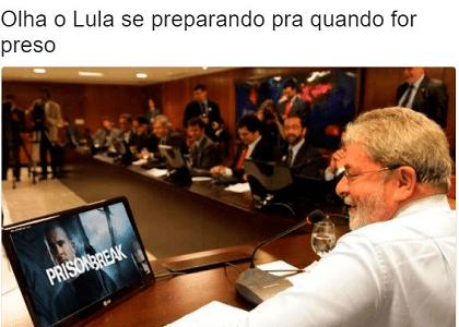 Julgamento de Lula: internautas não perdoam e memes circulam nas redes