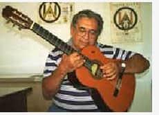 O silêncio do violão sorriso de Chico Soares, o Canhoto da Paraíba